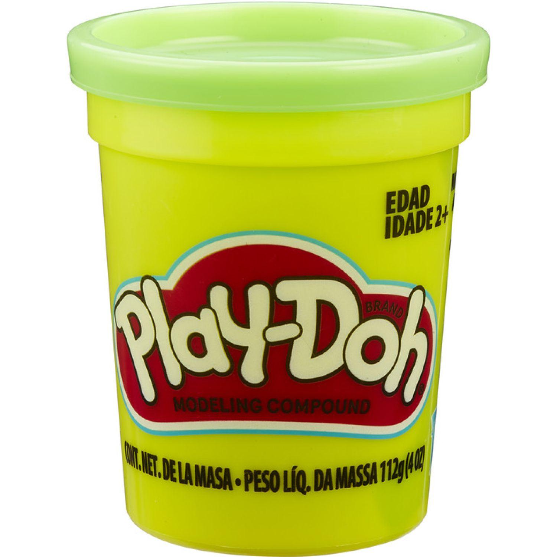 PLAY-DOH PD NE GREEN Varios Palitos para moldear y esculturas