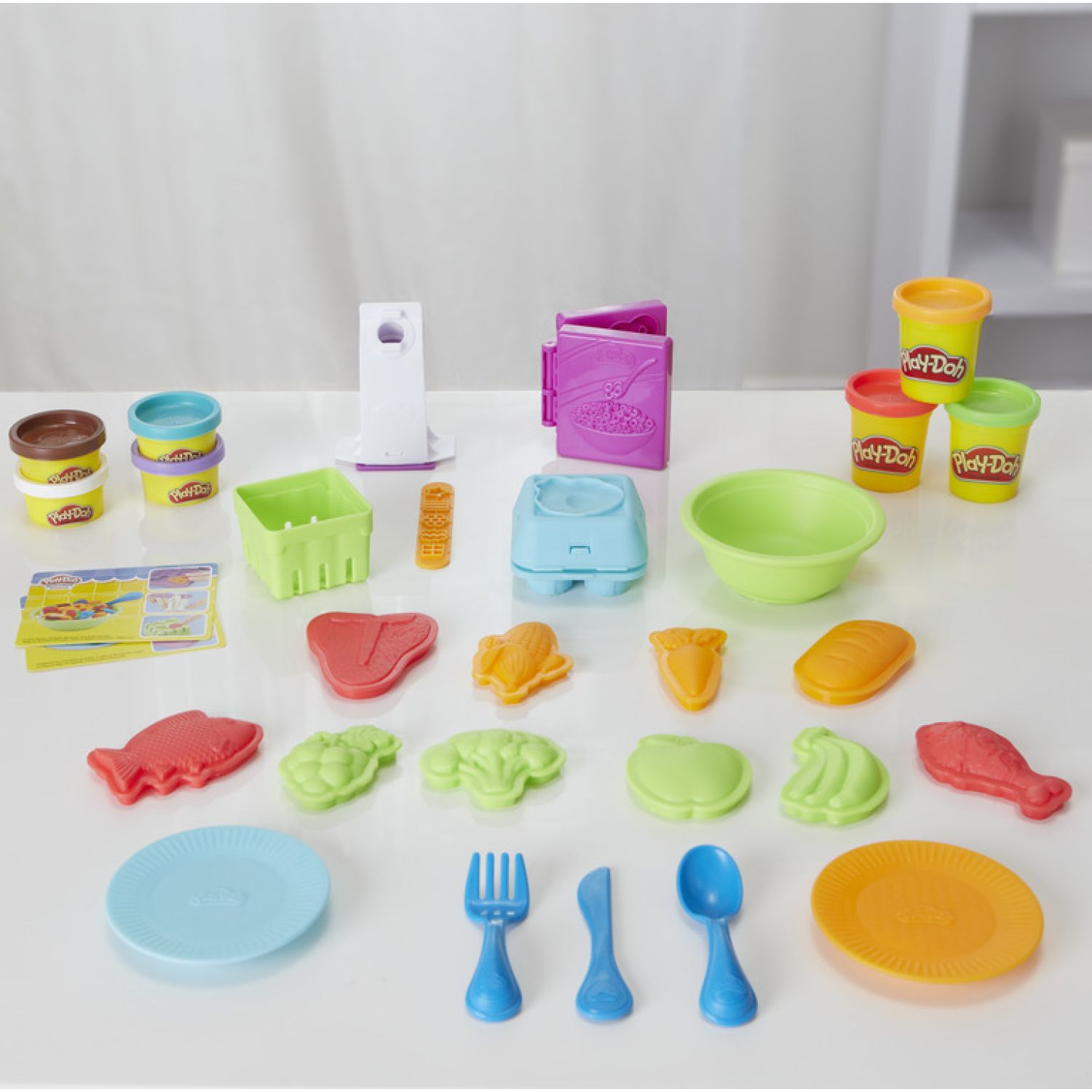 PLAY-DOH PD GROCERY GOODIES Varios Palitos para moldear y esculturas