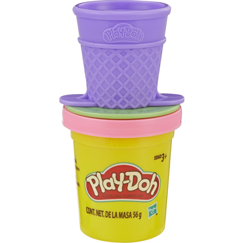 PLAY-DOH Pd Value Ice Cream Cone Varios Modelado y escultura