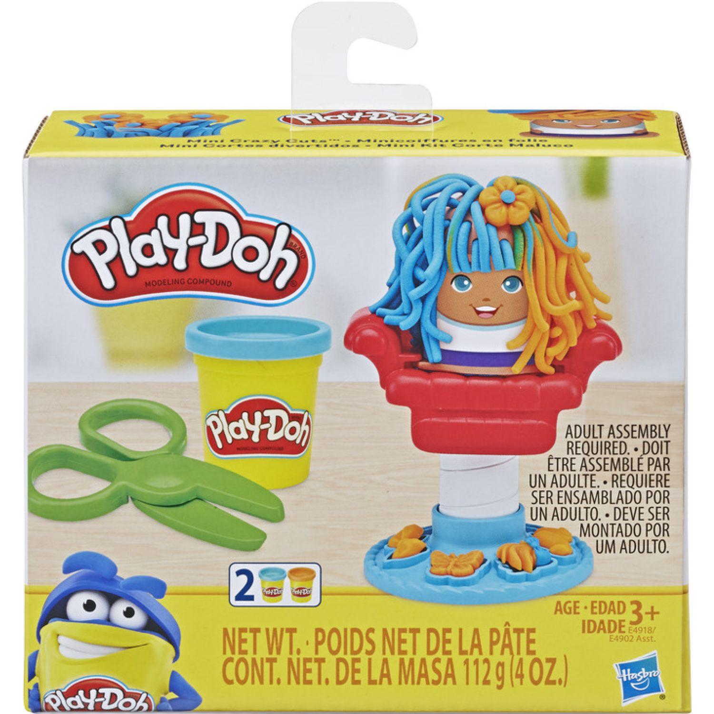 PLAY-DOH Pd Mini Crazy Cuts Varios Modelado y Escultura