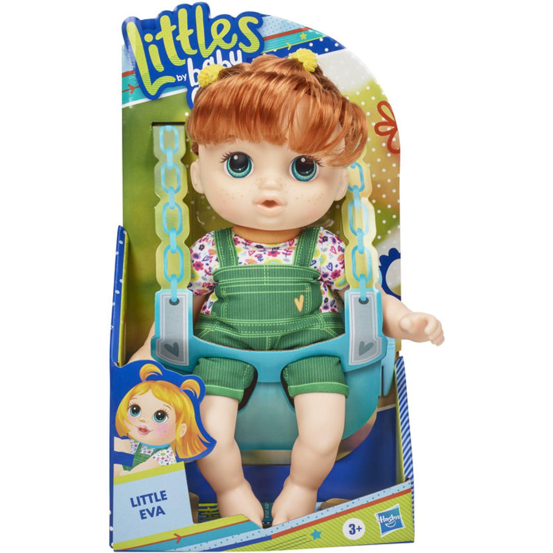 BABY ALIVE Ba Ltls Squad Girl Red Str Hair Varios Muñecas