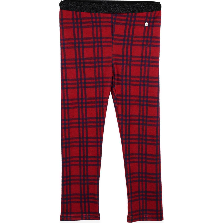 PILLIN Calza Niña Rojo Leggings