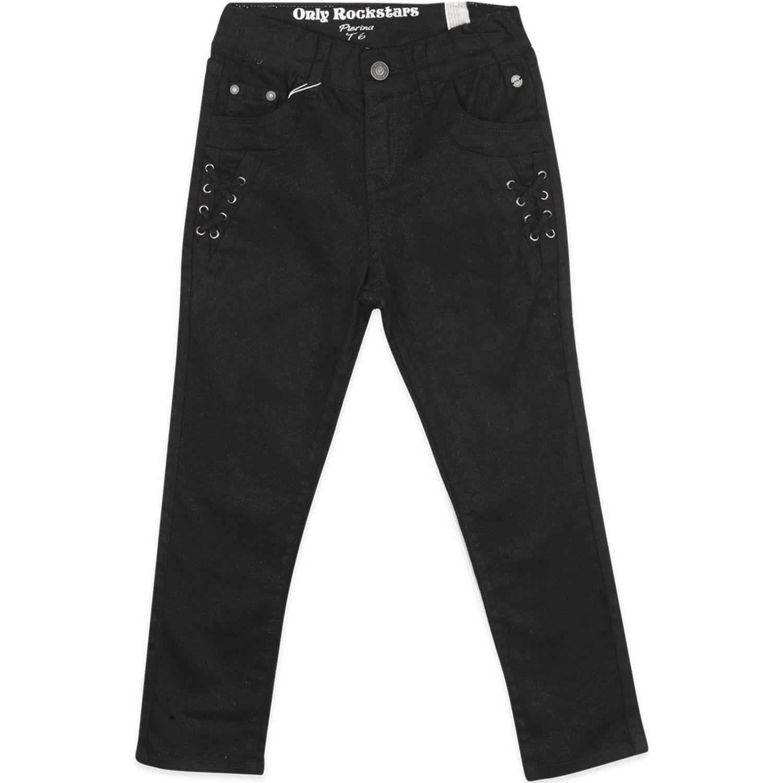 PILLIN Pantalon Niña Negro Pantalones y capris