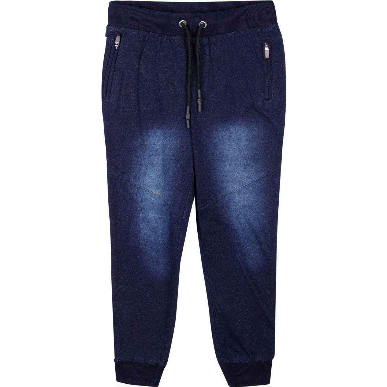 PILLIN Pantalon Buzo Niño Azul Pantalones