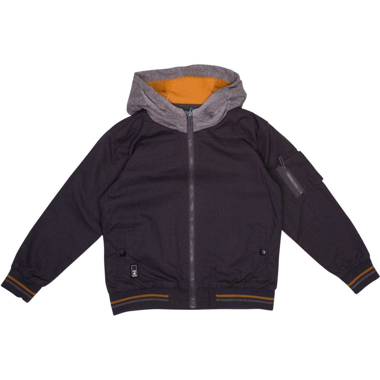 PILLIN chaqueta niño Gris Plumas y alternos