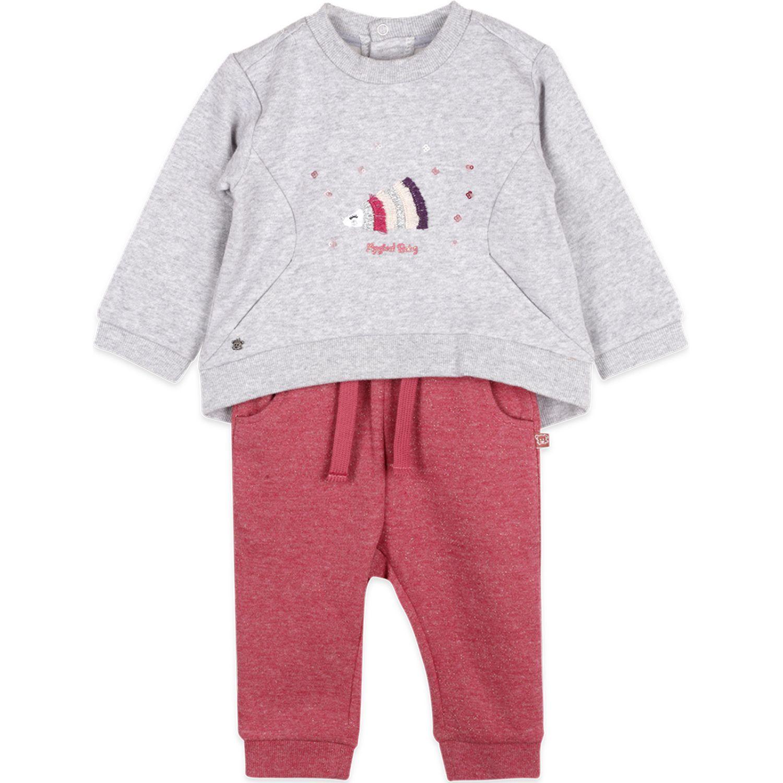 PILLIN Buzo Bebe Niña Rojo Juegos de ajuar para bebé
