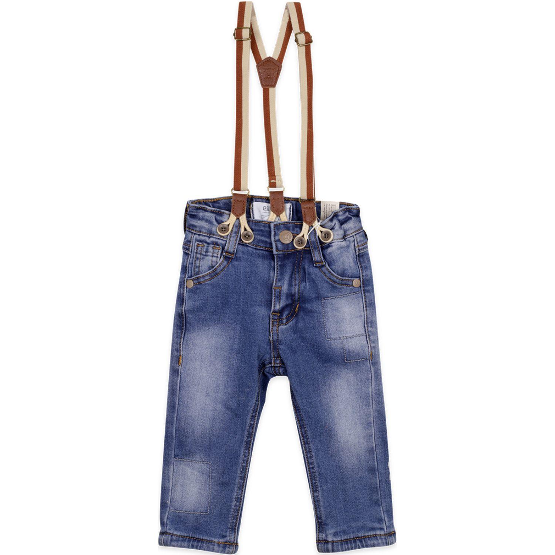 PILLIN Jeans Bebé Niño Azul Pantalones