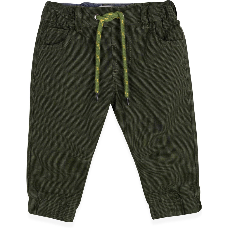 PILLIN Pantalón Bebé Niño Verde Pantalones