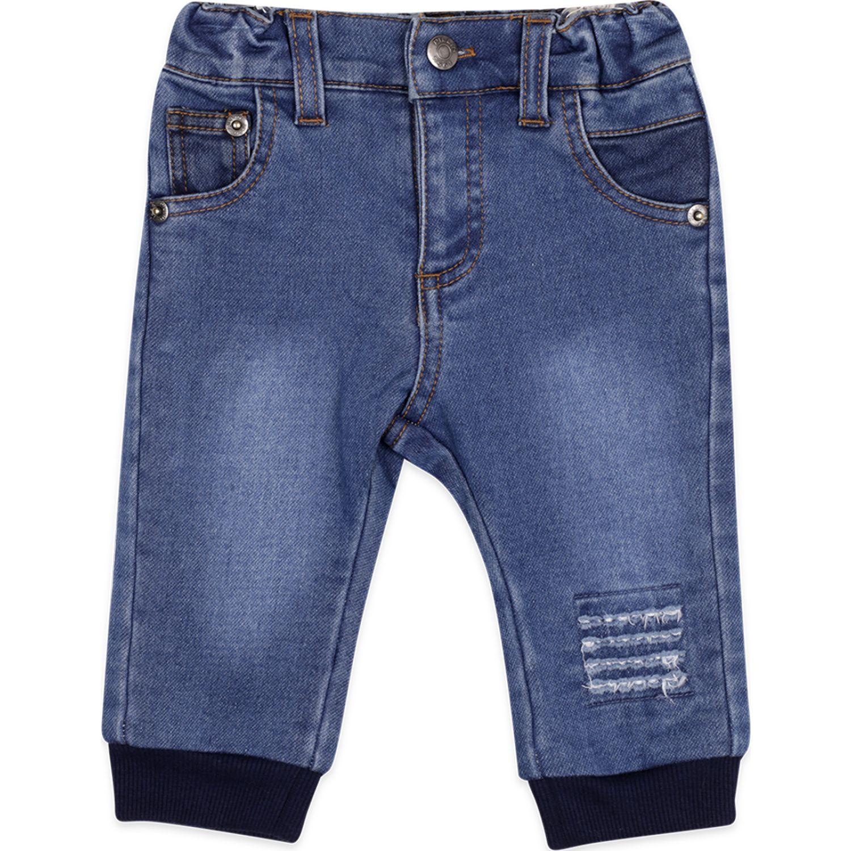 PILLIN Jeans Jogg Bebé Niño Azul Pantalones