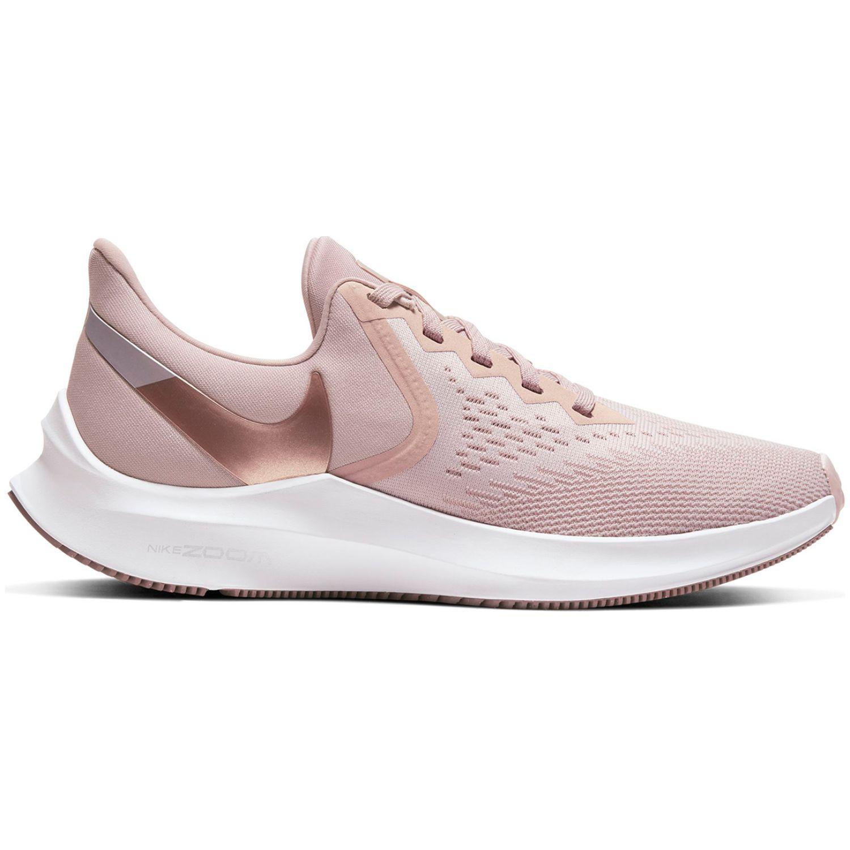 Nike Wmns Nike Zoom Winflo 6 Rosado Calzado de correr