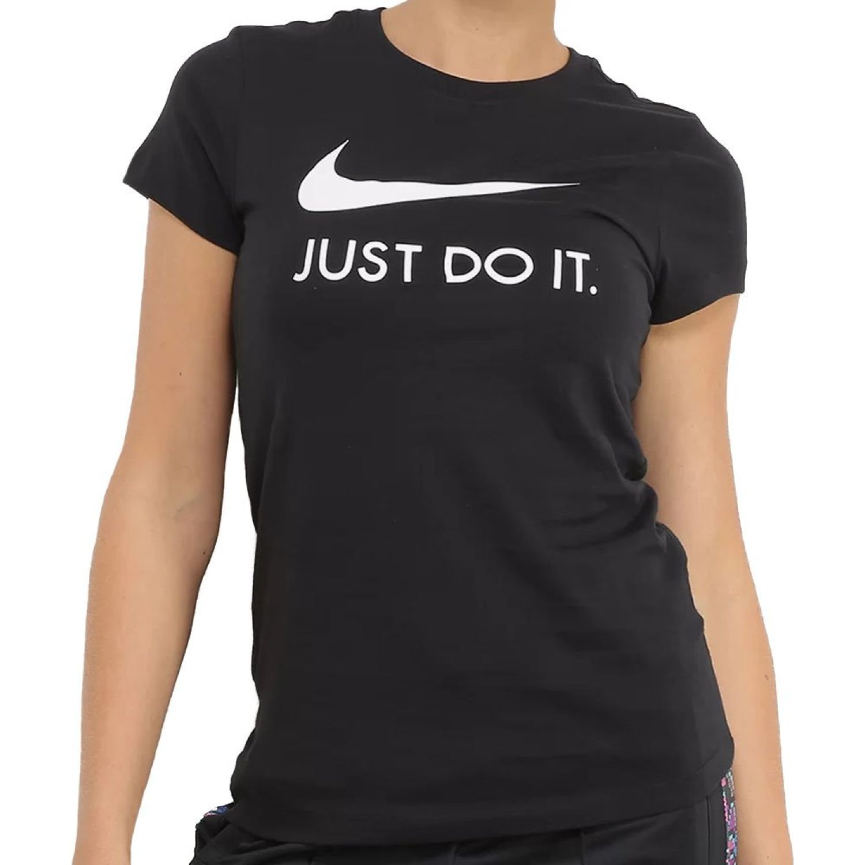 Nike W Nsw Tee Jdi Slim Negro Polos