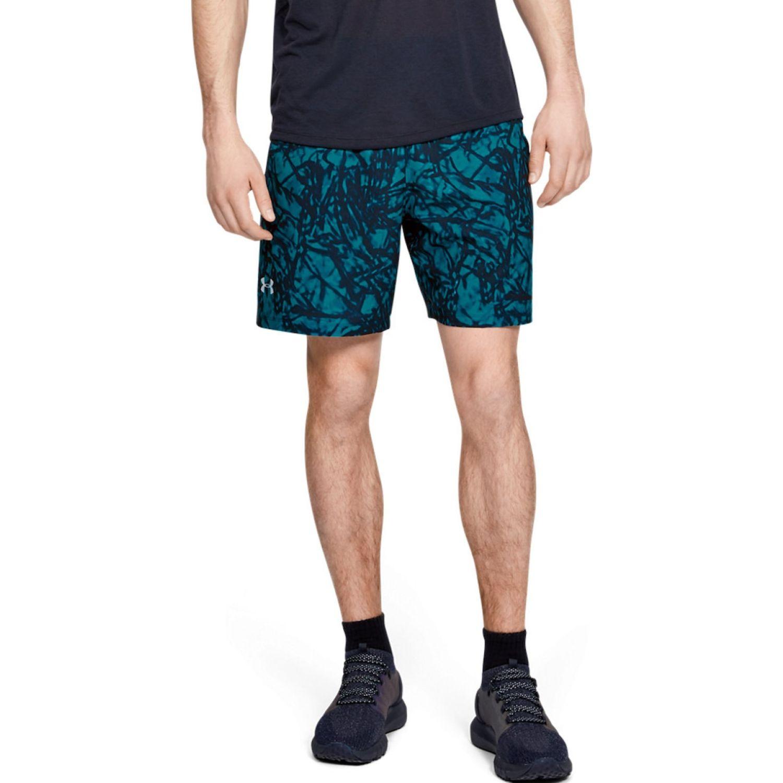 Under Armour ua launch sw 7'' printed short Celeste Shorts Deportivos