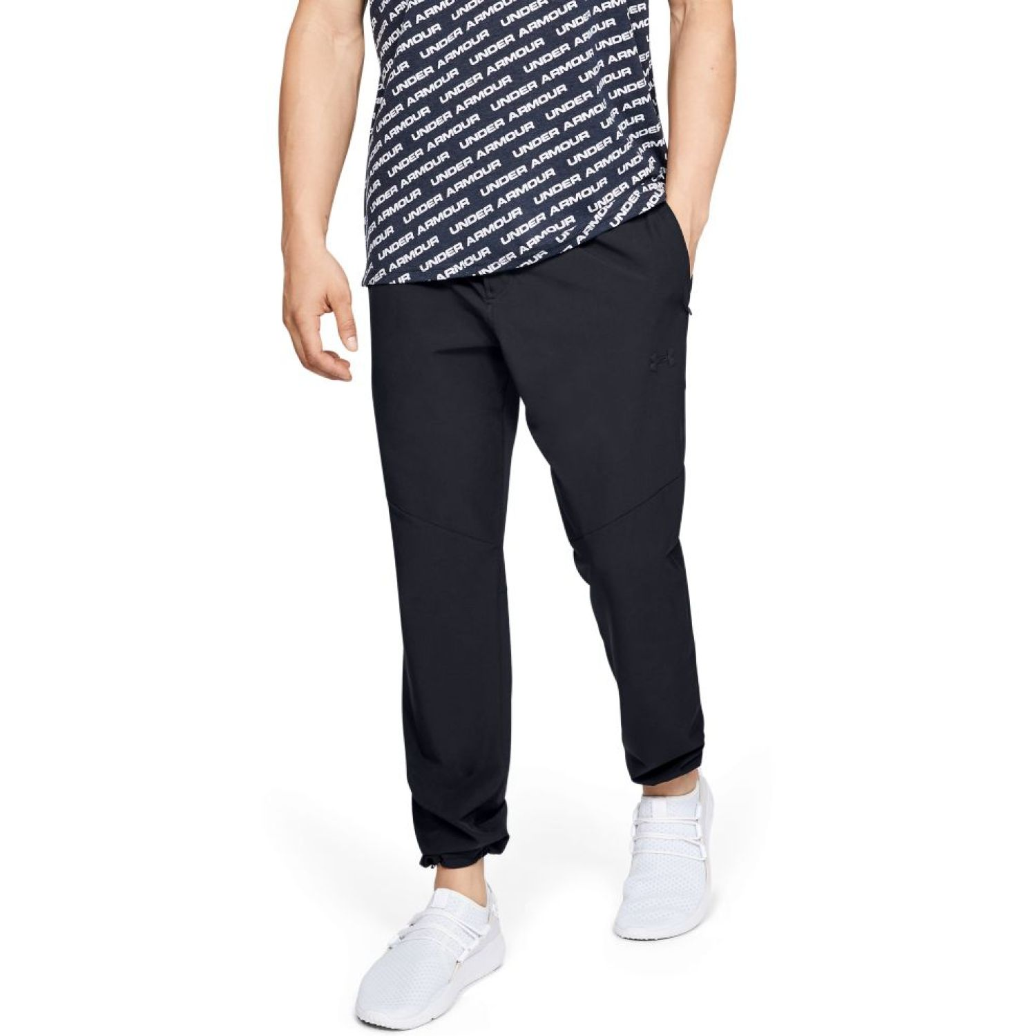 Under Armour Unstoppable Woven Pant Negro Pantalones deportivos