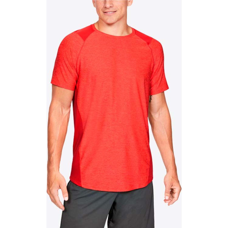 Under Armour Mk1 Ss Coral Camisetas y Polos Deportivos