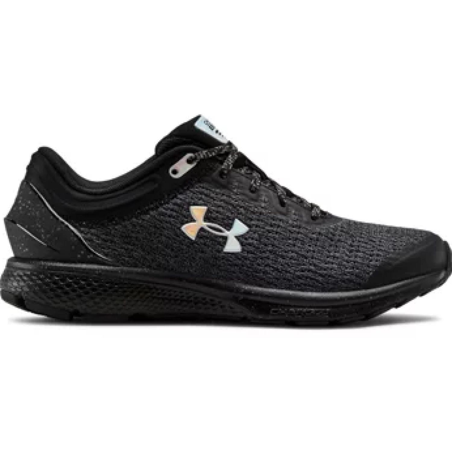 Under Armour ua w charged escape 3 Gris Trail Running