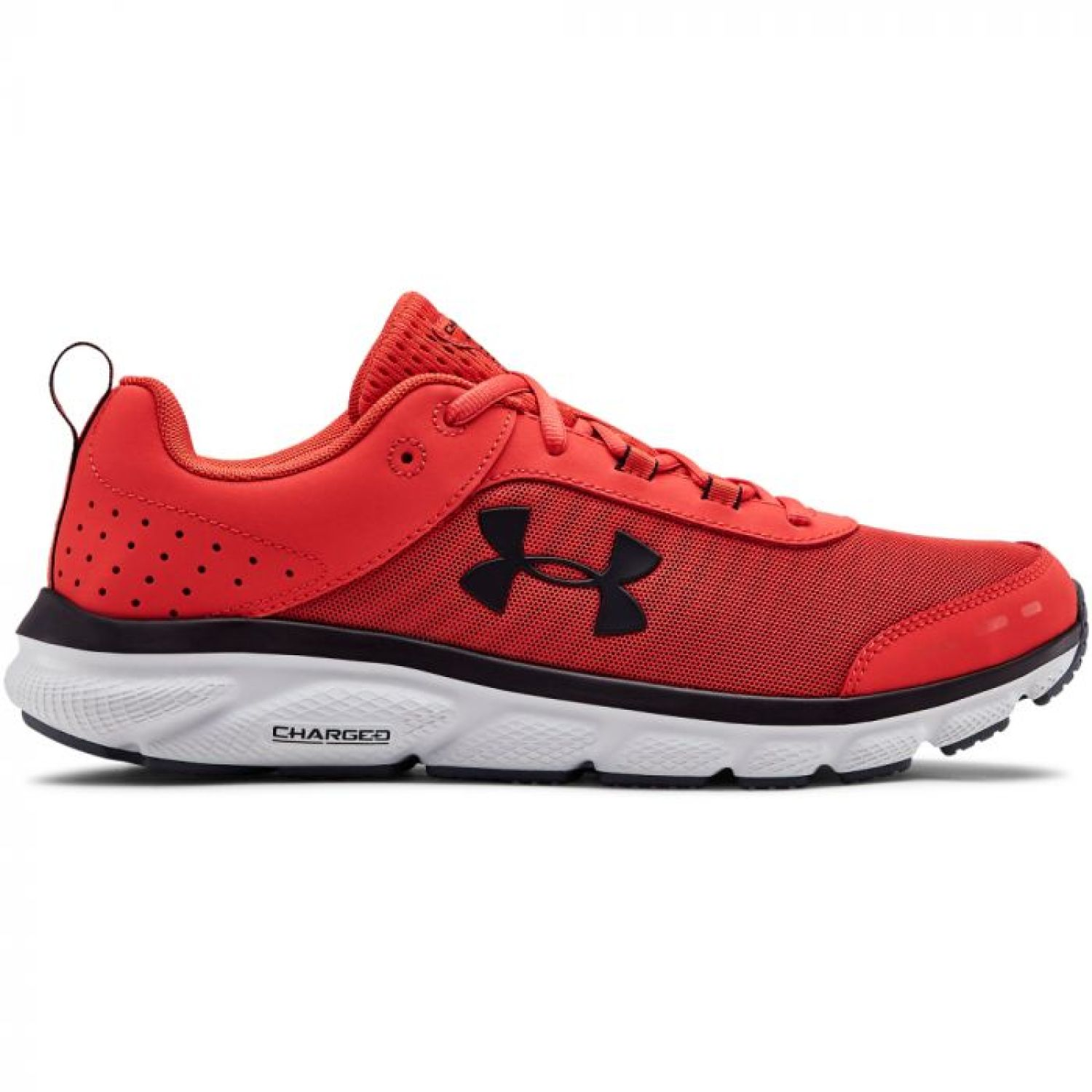 Under Armour UA Charged Assert 8 Rojo Trail Running