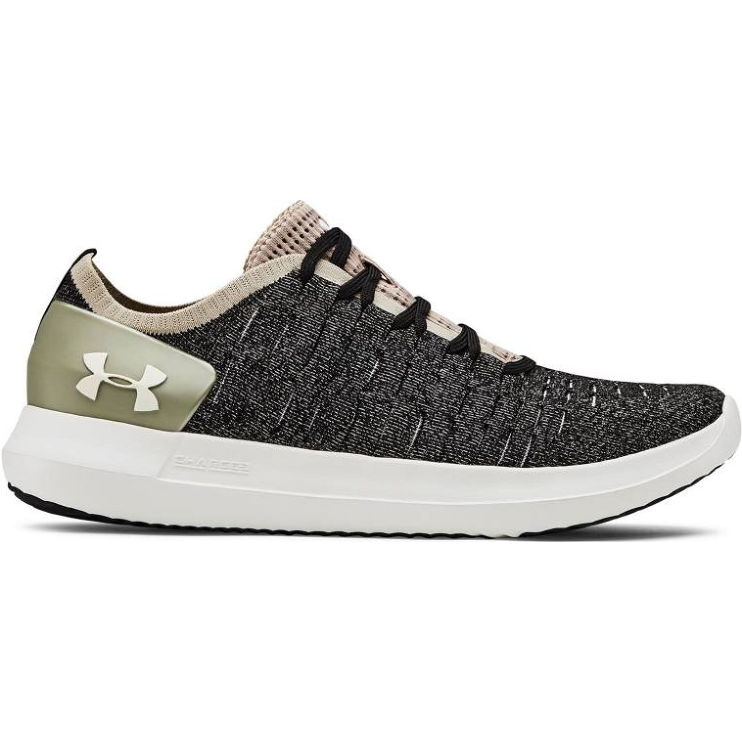 Under Armour Ua Slingride 2 Negro / rosado Walking