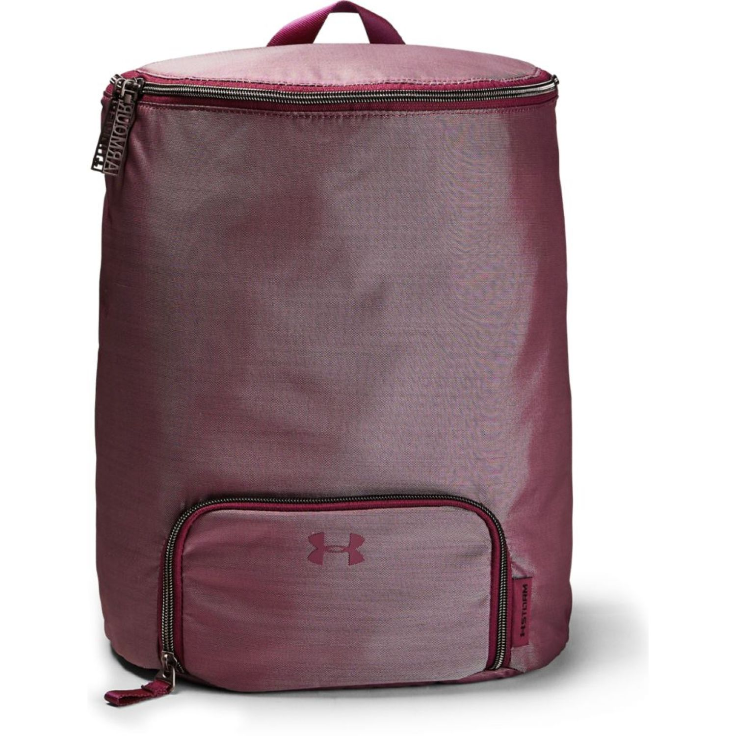 Under Armour Midi Backpack Rojo Mochilas Multipropósitos