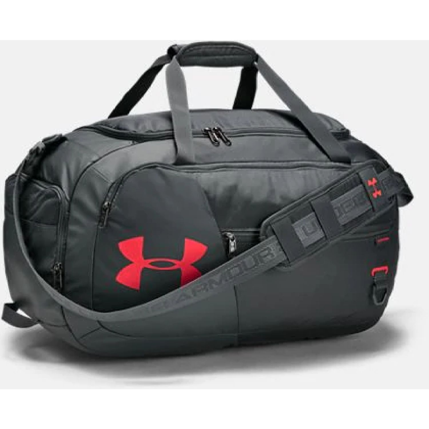 Under Armour Undeniable Duffel 4.0 MD Gris Bolsos de gimnasio