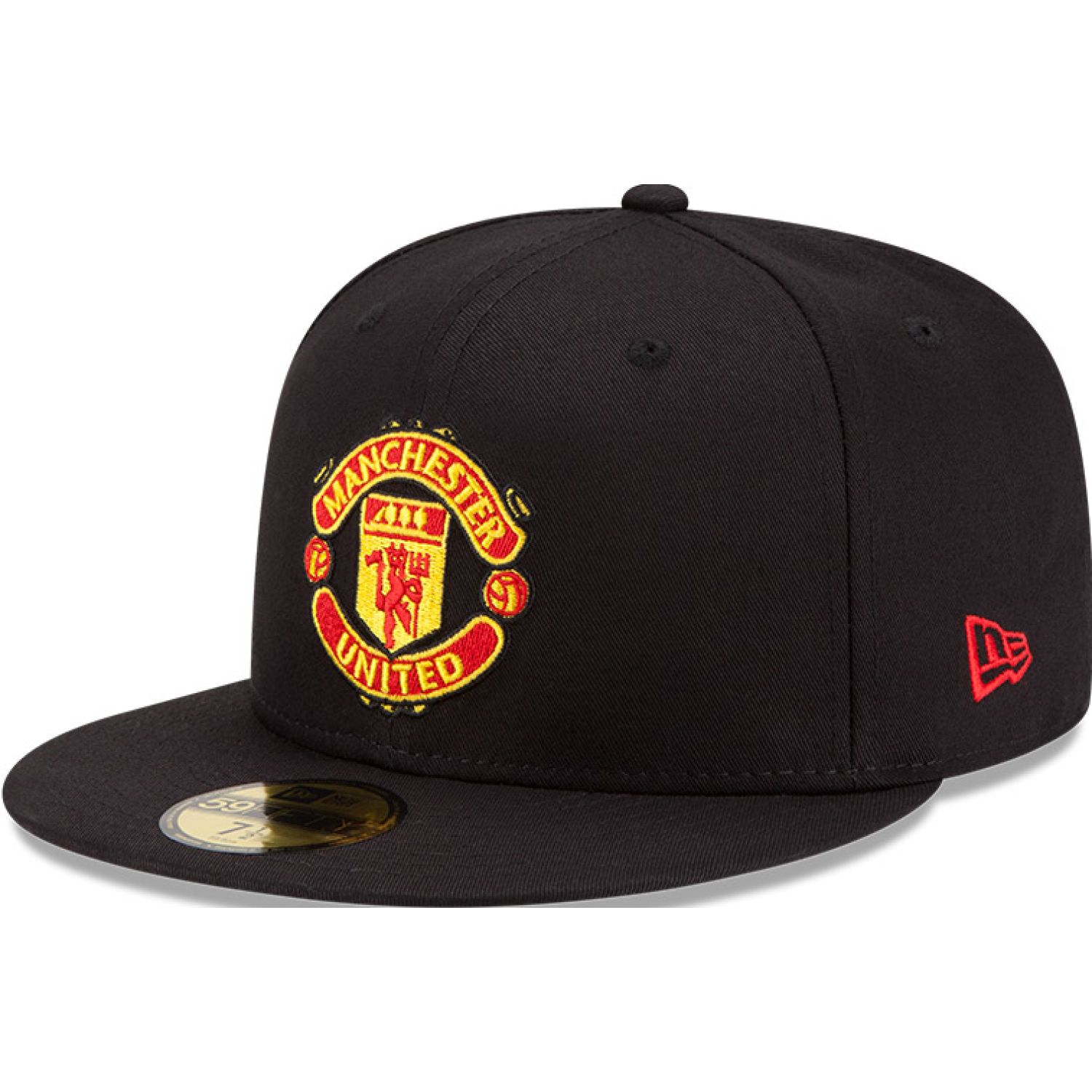 NEW ERA TS MU1 BASIC 59FIFTY MANU BLK Negro Chullos y Gorros