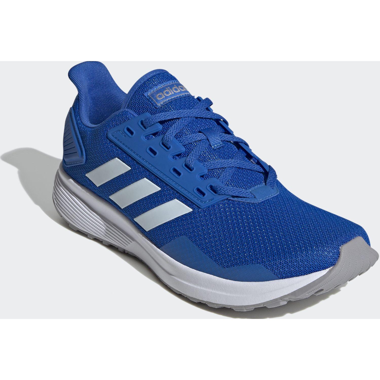 Adidas duramo 9 Azul Running en pista | platanitos.com