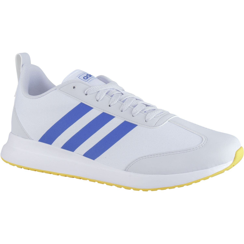 adidas Run60s Blanco / azul Correr por carretera
