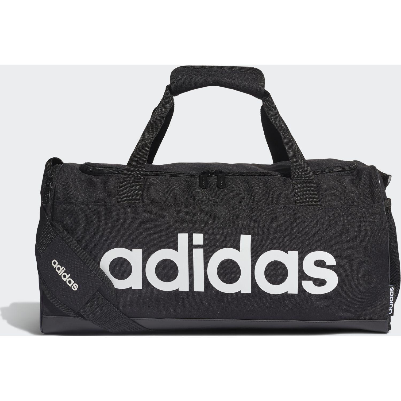 Adidas Lin Duffle S Negro Bolsos de gimnasio