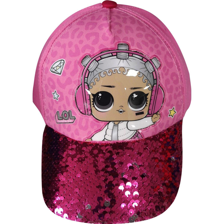 LOL Lol-Prem01 Rosado Sombreros y gorros