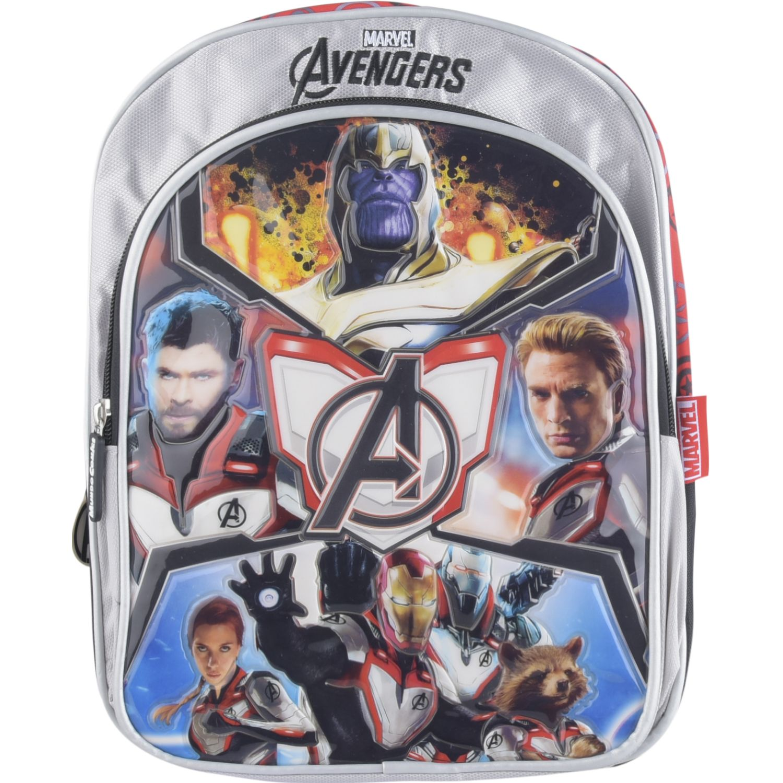 Avengers MM-AVE-PREM01 Negro / rojo Mochilas