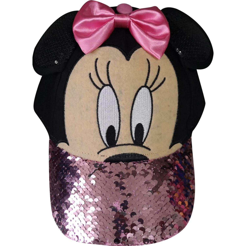 Minnie Minmo-Prem01 Rosado Sombreros y gorros