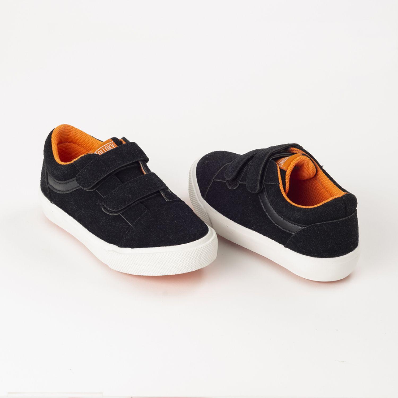 Colloky Zapatilla Cb 47430201 Velcro Negro Zapatillas