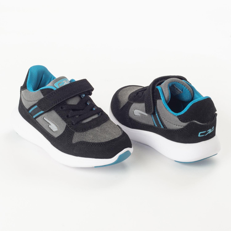 Colloky Zapatilla Cb 48850201 Velcro Negro Zapatillas