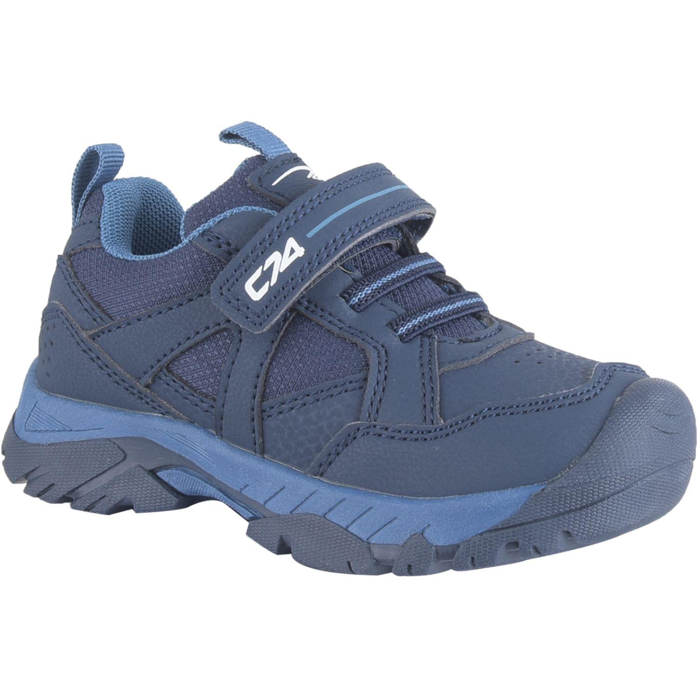 Colloky Zapatilla Cb 48010250 Velcro Azul Zapatillas