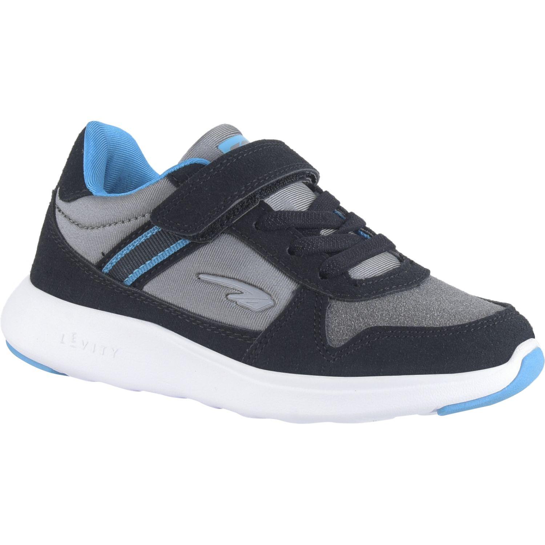 Colloky Zapatilla Kb 58850201 Velcro Y Elástic Negro Zapatillas