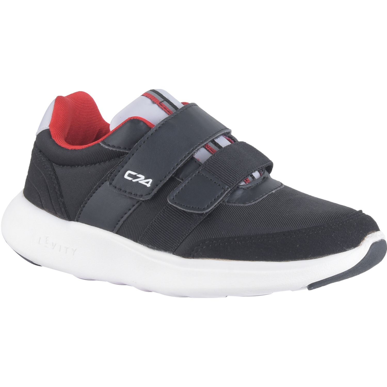 Colloky Zapatilla Kb 58890301 Velcro Negro Zapatillas