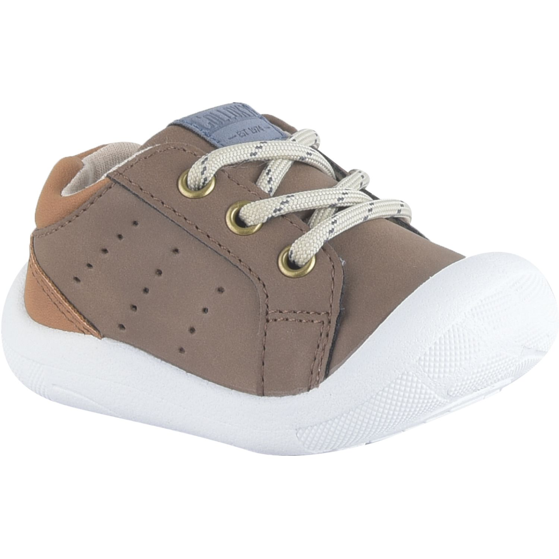 Colloky Zapato Gb 21010293 Cordón Camel Zapatillas