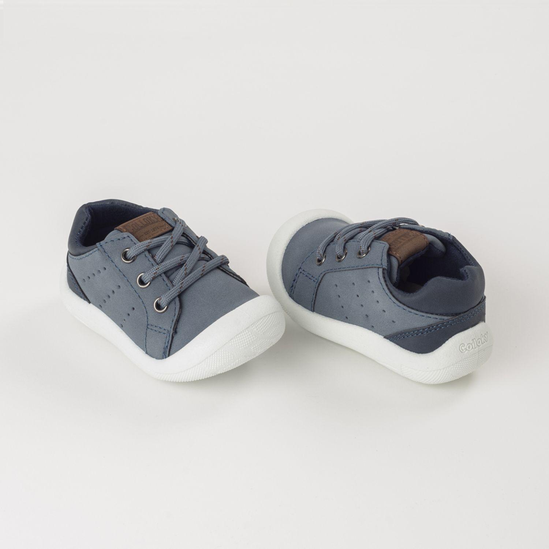 Colloky Zapato Gb 21010250 Cordón Navy Zapatillas