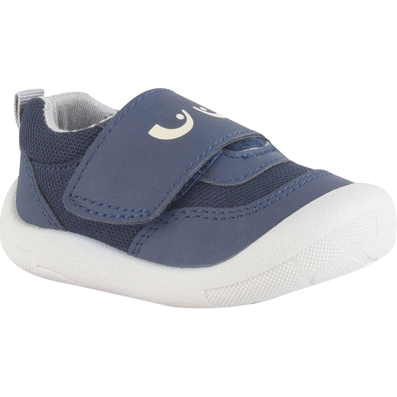 Colloky Zapatilla Gb 27010250 Velcro Azul Zapatillas
