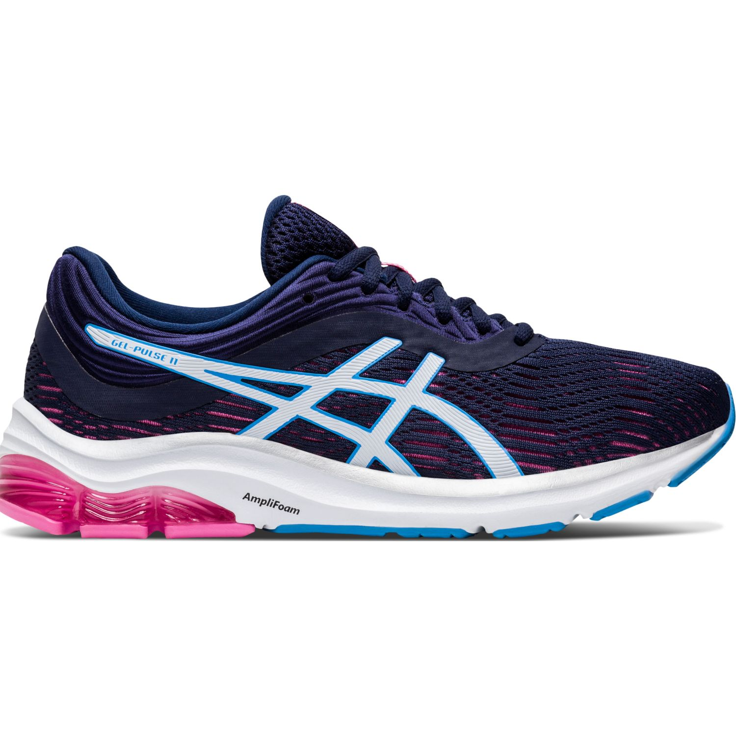 Asics Gel-Pulse 11 Azul / blanco Running en pista