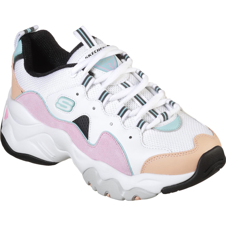 Skechers d'lites 3.0 Blanco Walking