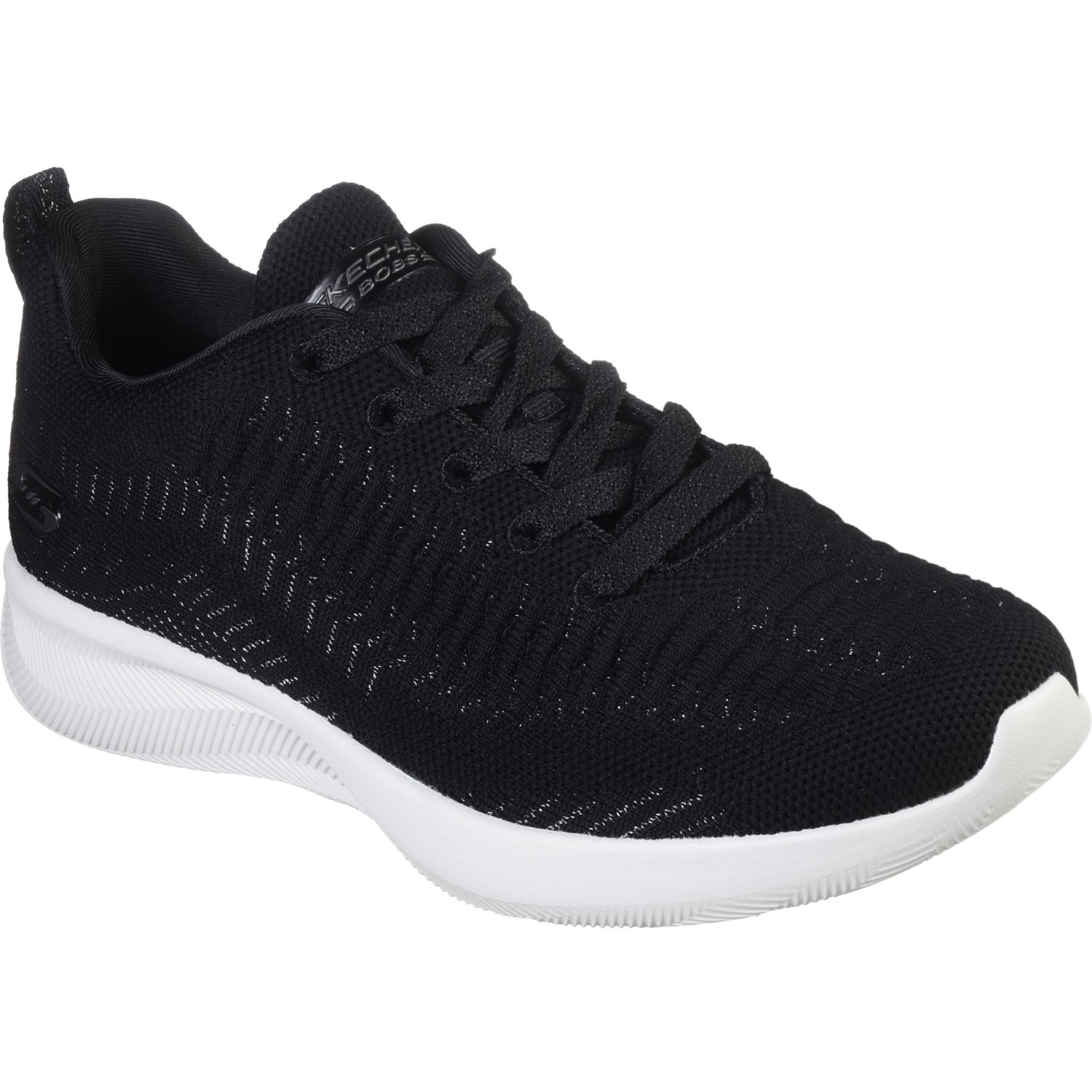 Skechers bobs squad 2 Negro Walking