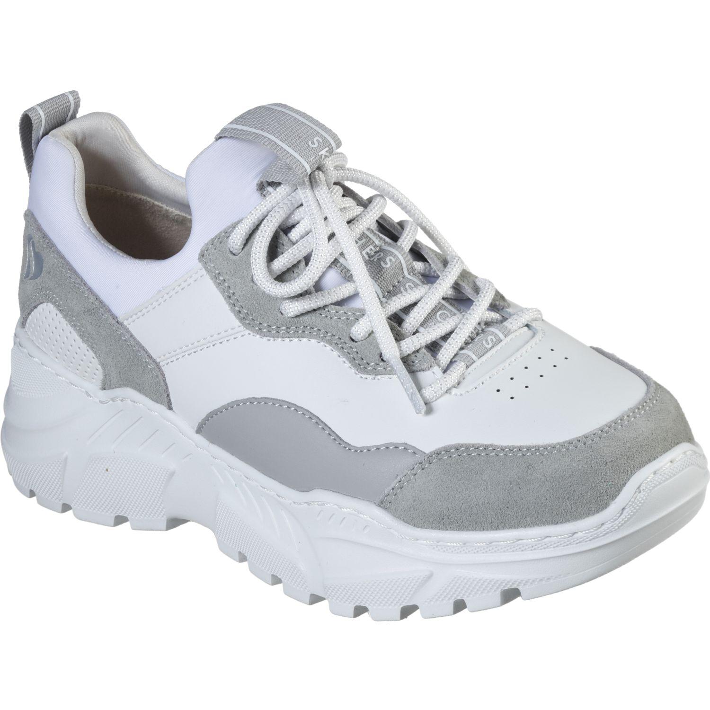 Skechers B-Rad Blanco / gris Walking