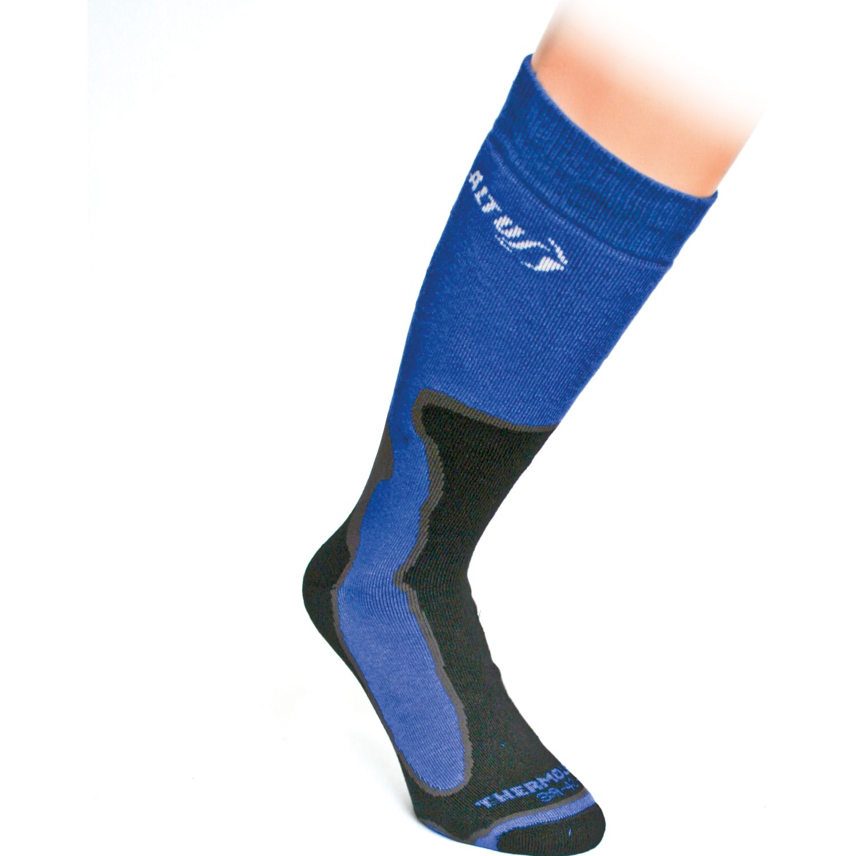 ALTUS PR-HU47 Azul Calcetines