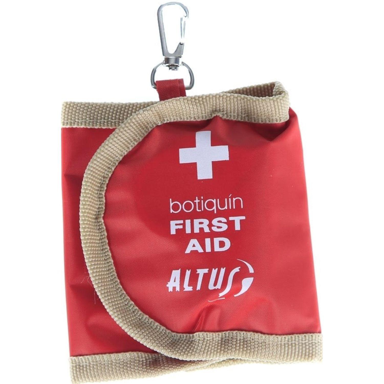 ALTUS Minibotiquin Rojo Botiquines de primeros auxilios
