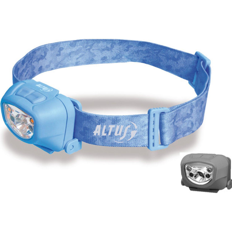 ALTUS Aries Azul Linterna manos libres