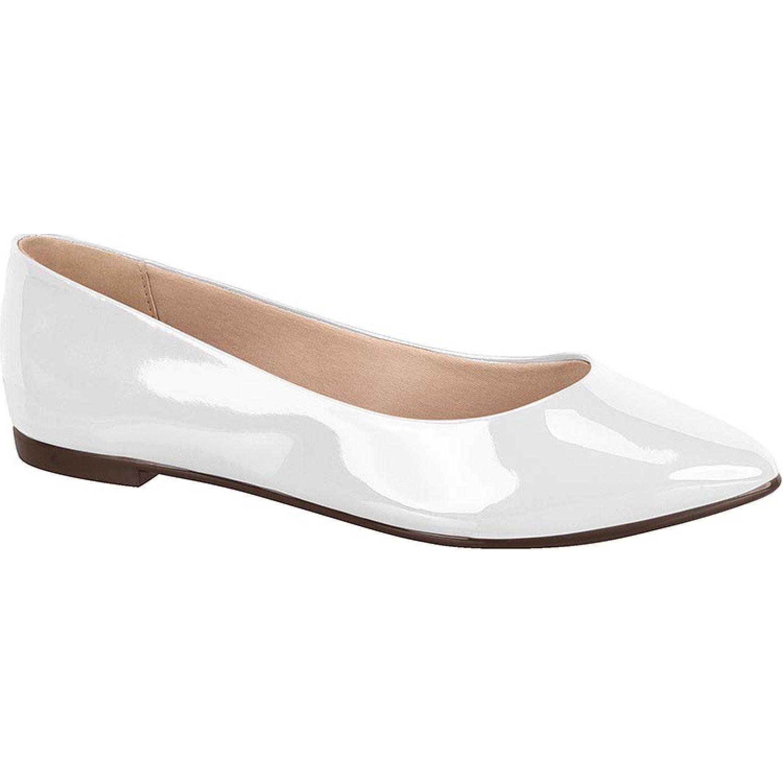MOLECA 5635.100.6000 blanco Blanco Flats