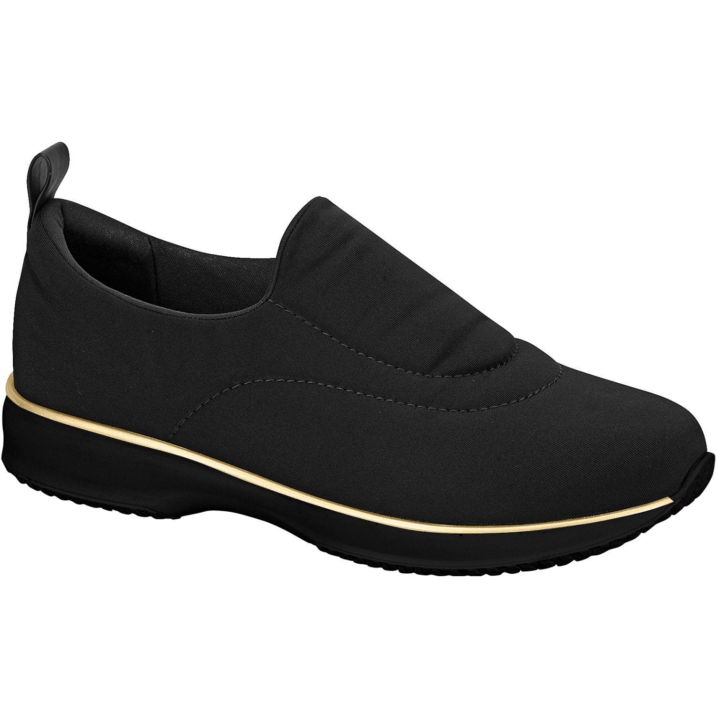 MODARE 7321.203.16032 Negro Negro / dorado Zapatillas de moda