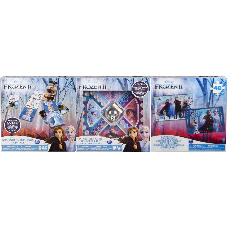 Frozen Pack X 3 Juegos Frozen Varios Juegos de mesa