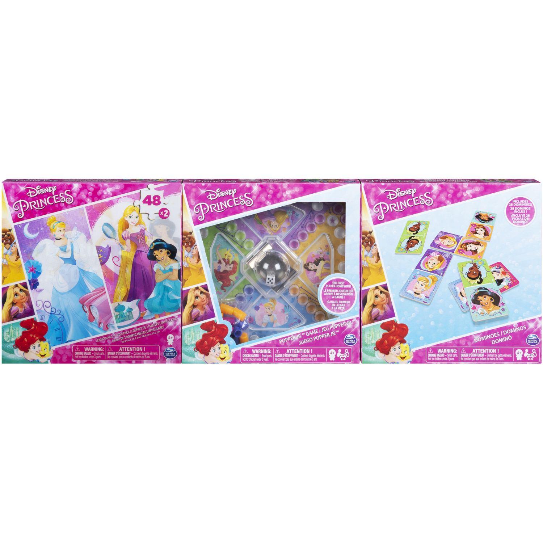 Princesas Pack X 3 Juegos Princesas Varios Juegos de mesa
