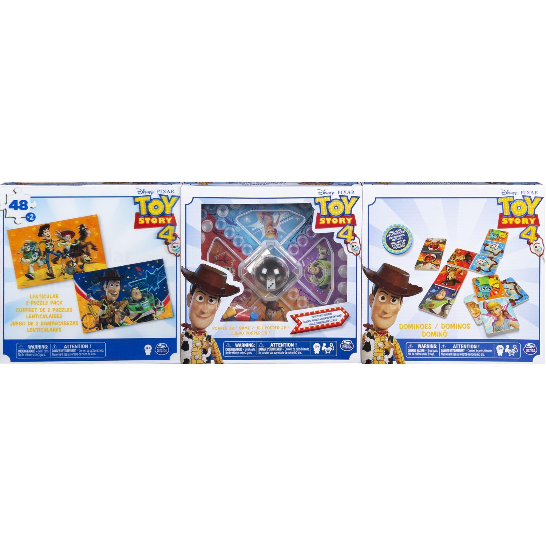 Toy Story PACK X 3 JUEGOS TOY STORY Varios Juegos de mesa